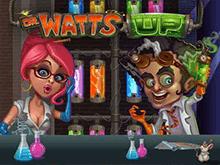 Dr. Watts Up играть на деньги в клубе Эльдорадо