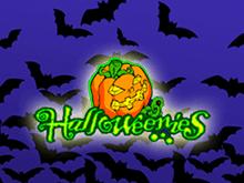 Halloweenies играть на деньги в клубе Эльдорадо