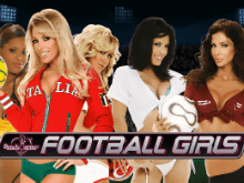 Benchwarmer Football Girls Слот