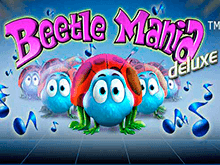Beetle Mania Deluxe Слот