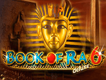 Book Of Ra 6 Deluxe Слот