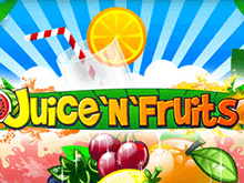 Juice'N'Fruits Слот