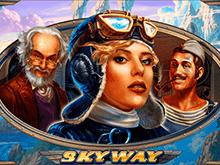 Sky Way играть на деньги в Эльдорадо