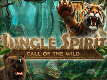 Jungle Spirit: Call Of The Wild Слот