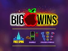 Бонусы гаминатора Выигрыш Большого Яблока побуждают играть на деньги