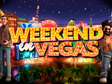 Игровой автомат Weekend In Vegas с бонусом и щедрыми выигрышами