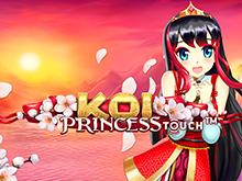Играть онлайн в Принцесса Кои с простыми правилами